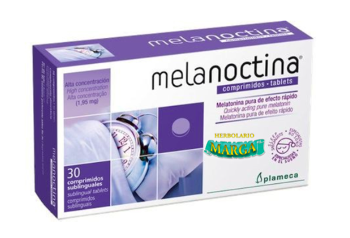 Melanoctina 30comp. 1,95mg. Plameca