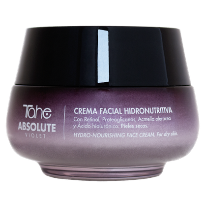 Crema facial hidronutritiva Absolut violet 50ml.