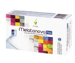 Melatonova flash 30 comprimidos bucodispensables