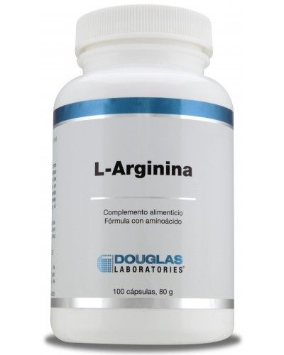 L-Arginina 700 mg. 100 cáps. Douglas Laboratories