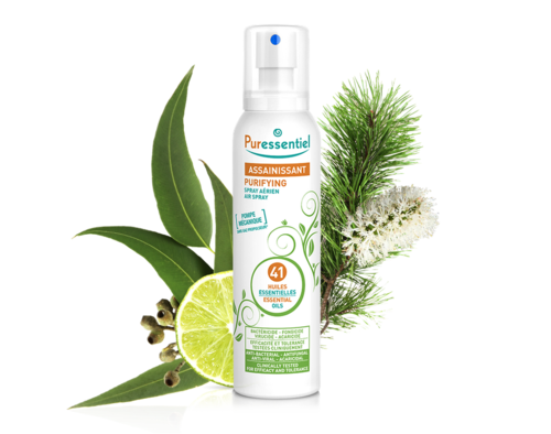 Spray Aéreo Purificante 41 AE - 200 ml. Puressentiel