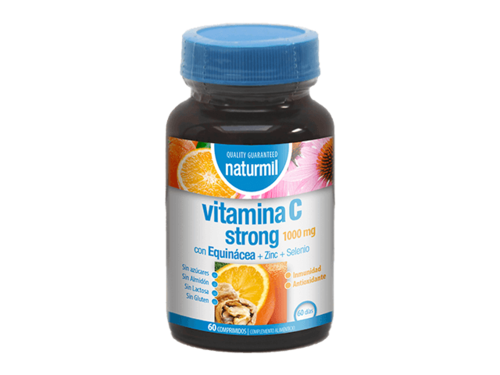 Vitamina C Strong 1000mg 60 comp. Dietmed