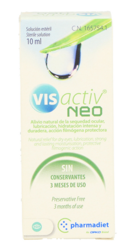 Vis Activ Neo 10 ml Pharmadiet