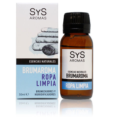 Brumaroma Ropa Limpia 50 ml Sys